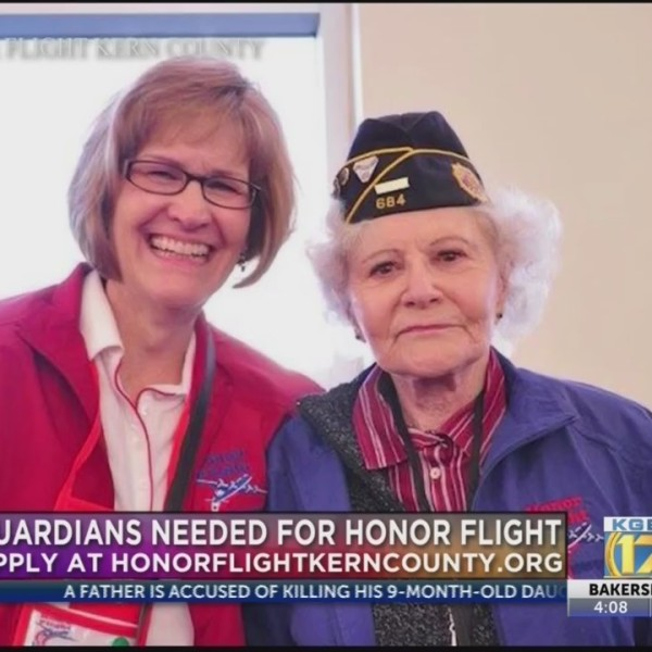 Honor Flight Kern County looking for guardians