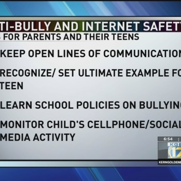 Anti-Bullying and Internet Safety