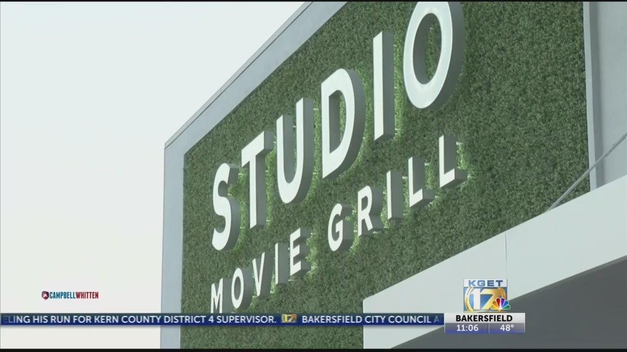 Movie Studio Grill opens in Bakersfield