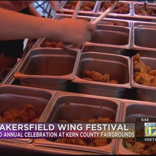 3rd Annual Bakersfield Wing Festival