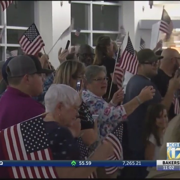 Honor Flight veterans return home Monday night