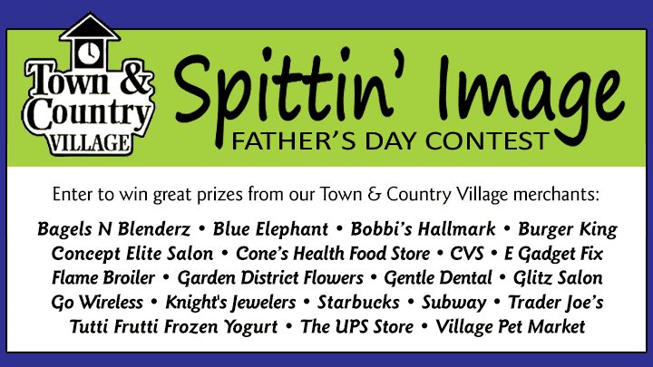 2018 Spittin Image Fathers Day contest