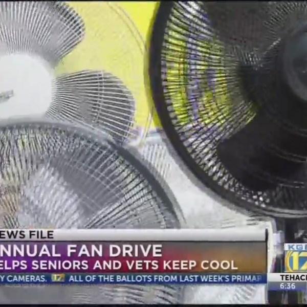 Annual Fan Drive