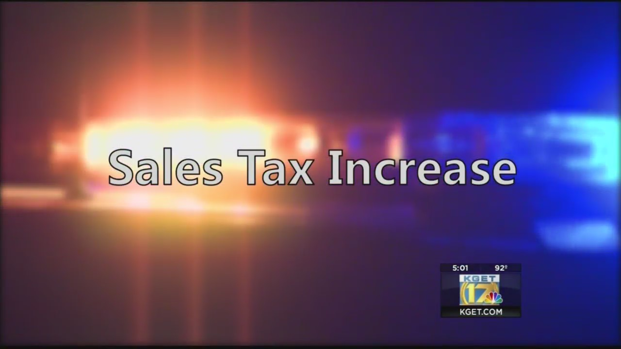 Council to vote on sales tax ballot measure
