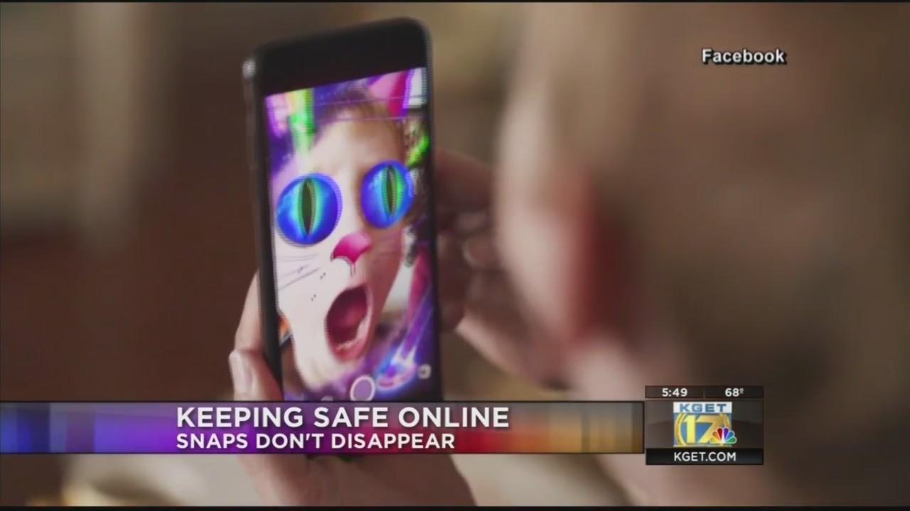 Cyber Safe - Snapchat
