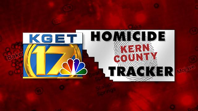 Kern County Homicide Tracker