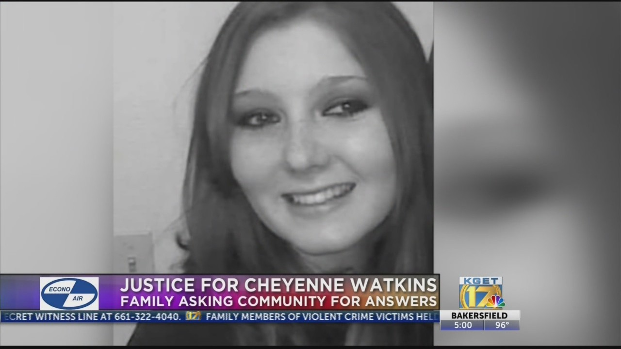 Family searching for 'justice' in the death of Cheyenne Watkins