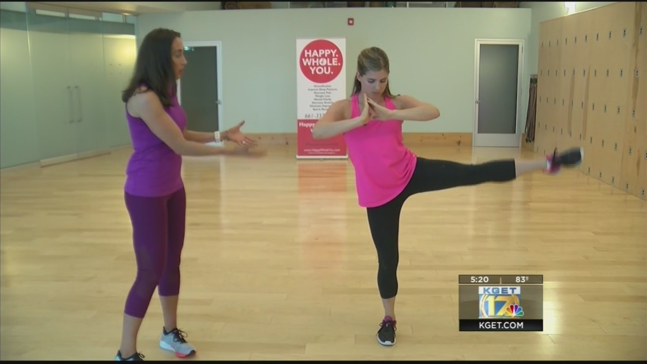 Fitness Friday with Anna Marie Frank