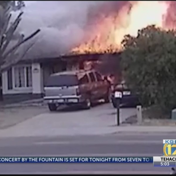 House fire leaves family displaced