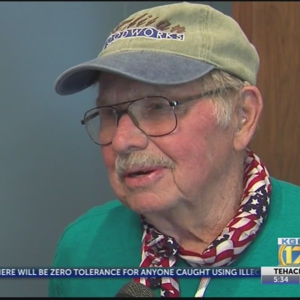 Services for World War II veteran Orville Stephenson to be held Friday