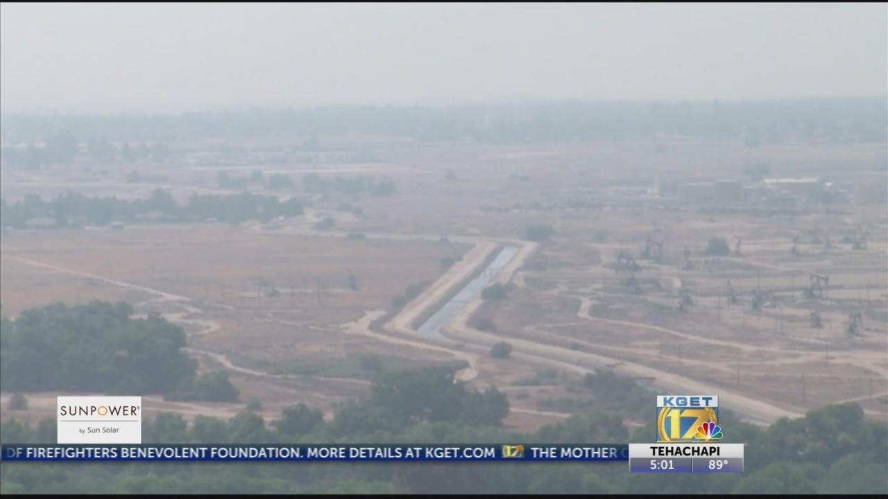 Bad air quality in Kern County: causes and effects
