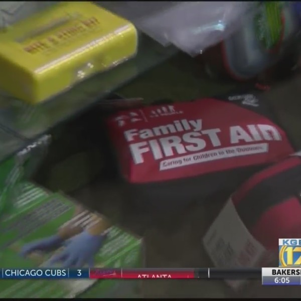 Disaster Preparedness month: how to prepare an emergency kit