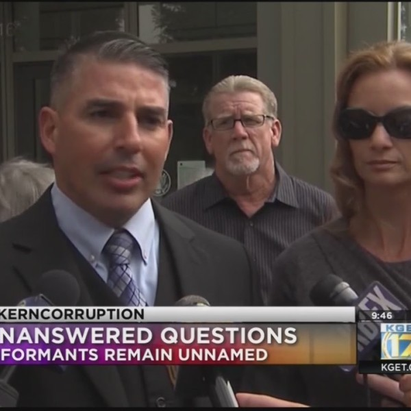 Kern Corruption: Unanswered Questiond