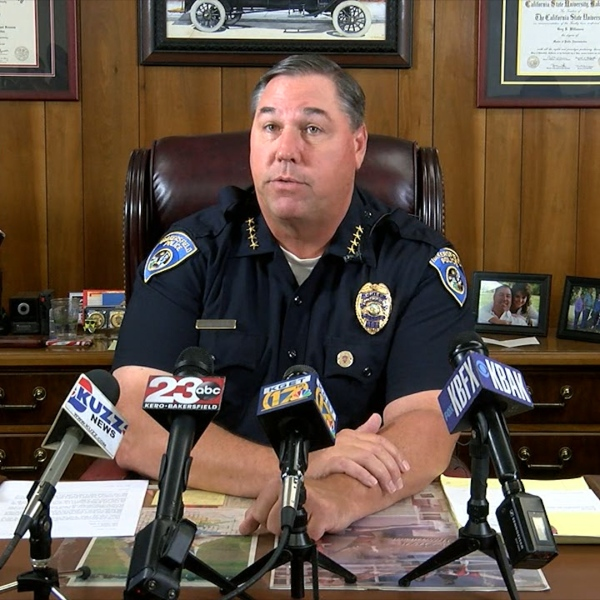 BPD Chief Williamson News Conference, Part 1 - May 27, 2016