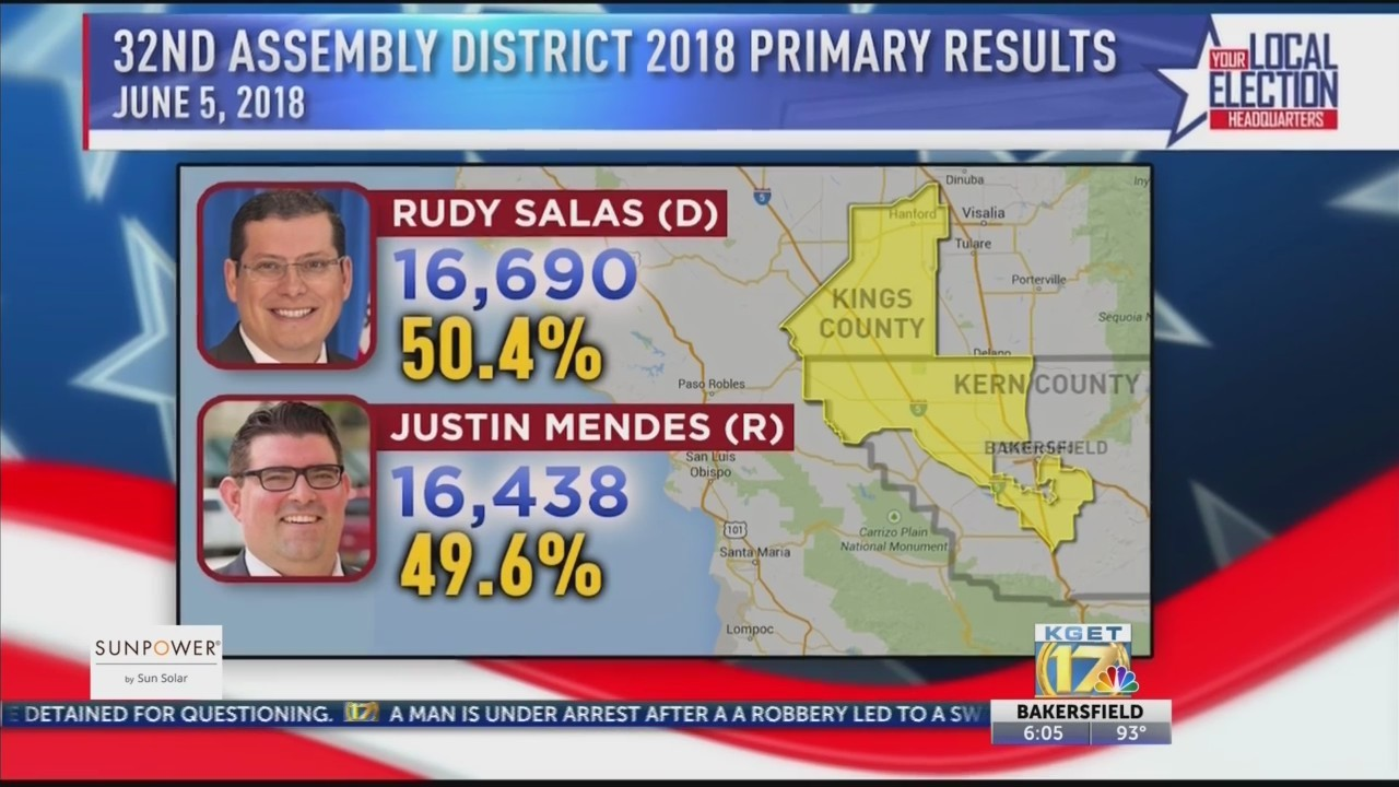 32nd Assembly District hopeful Justin Mendes (R) releases TV ad