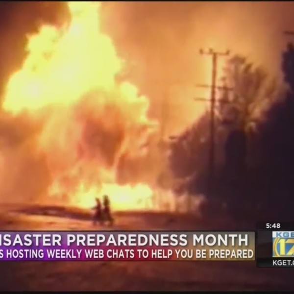 Office of Emergency Services to host weekly web chats for Disaster Preparedness Month