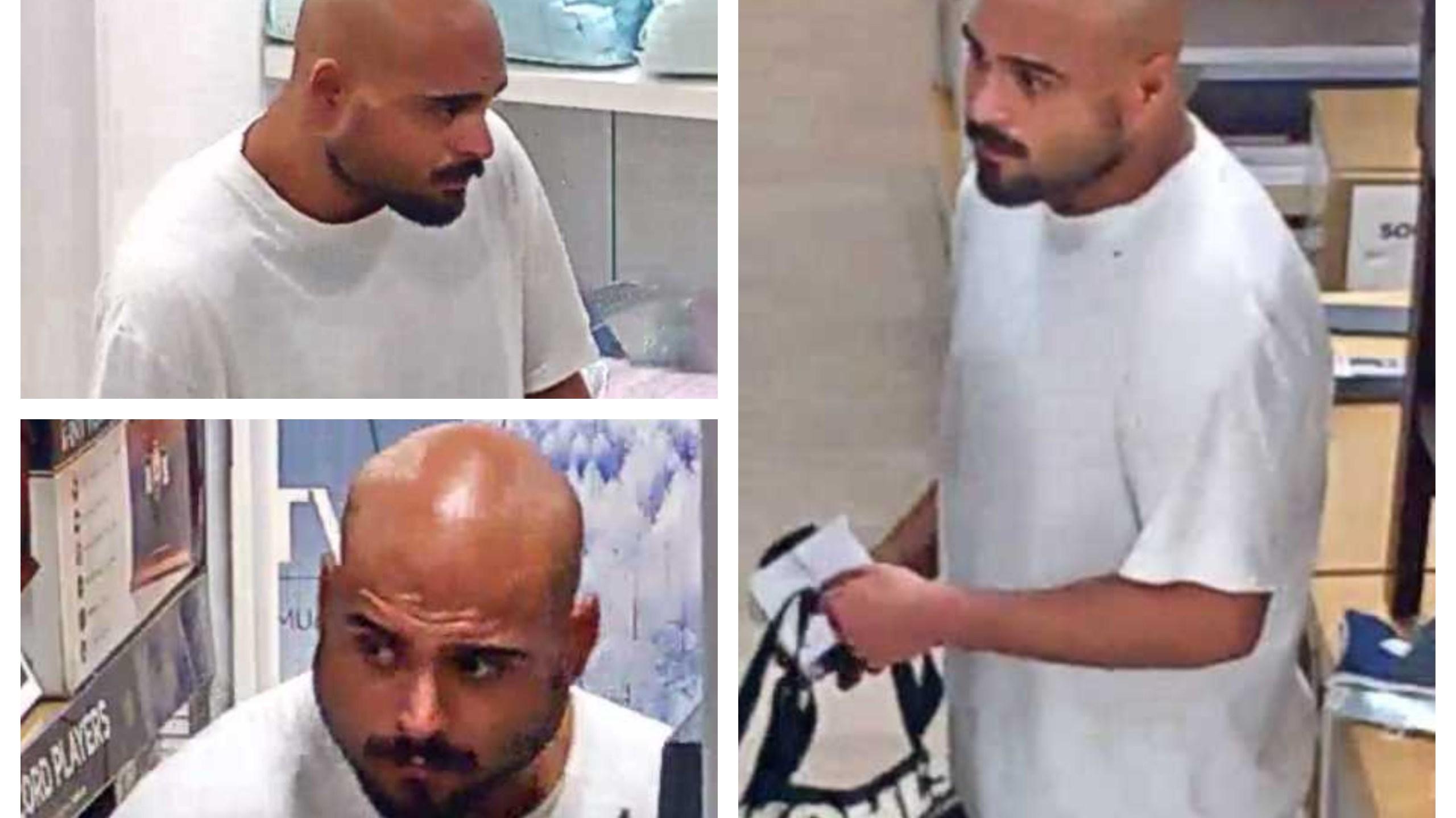 Bakersfield Police Dept kohls suspect_1538679531219.jpg.jpg