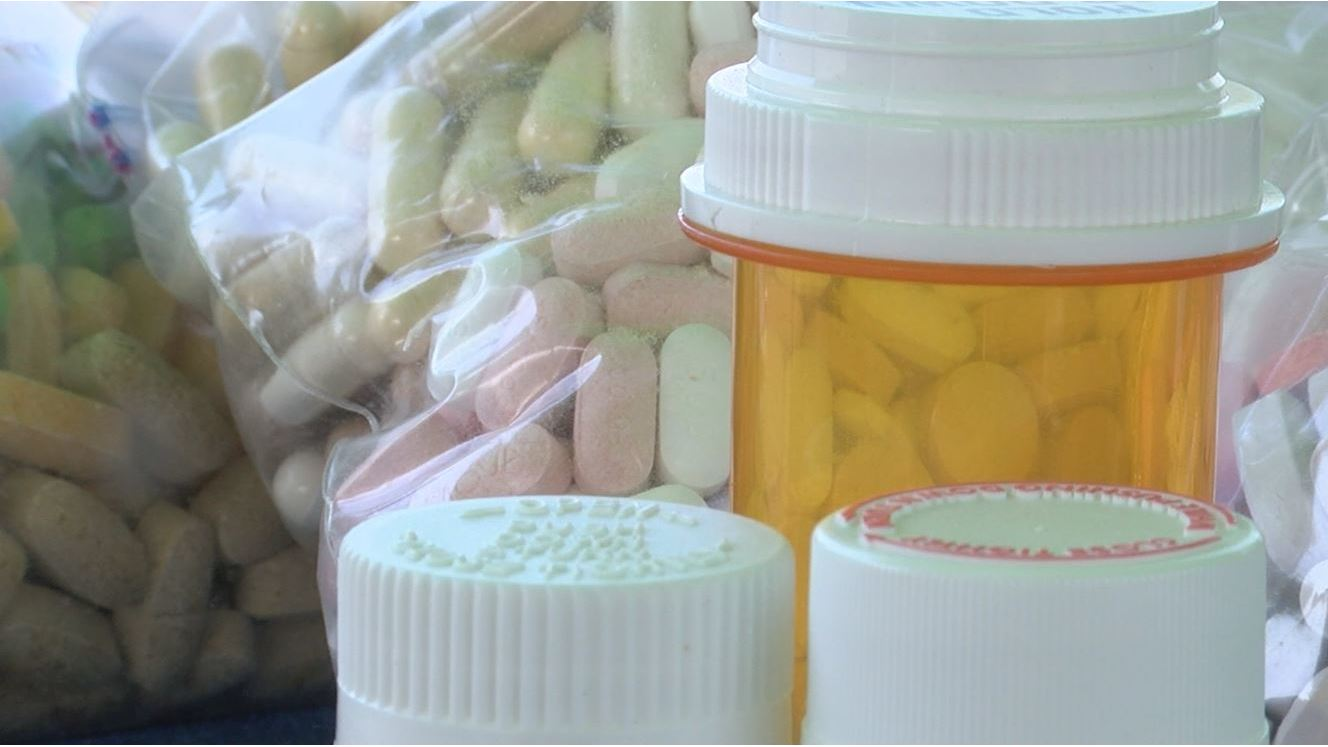 Kern law enforcement agencies and medical groups team up to take back unused and unwanted prescription drugs