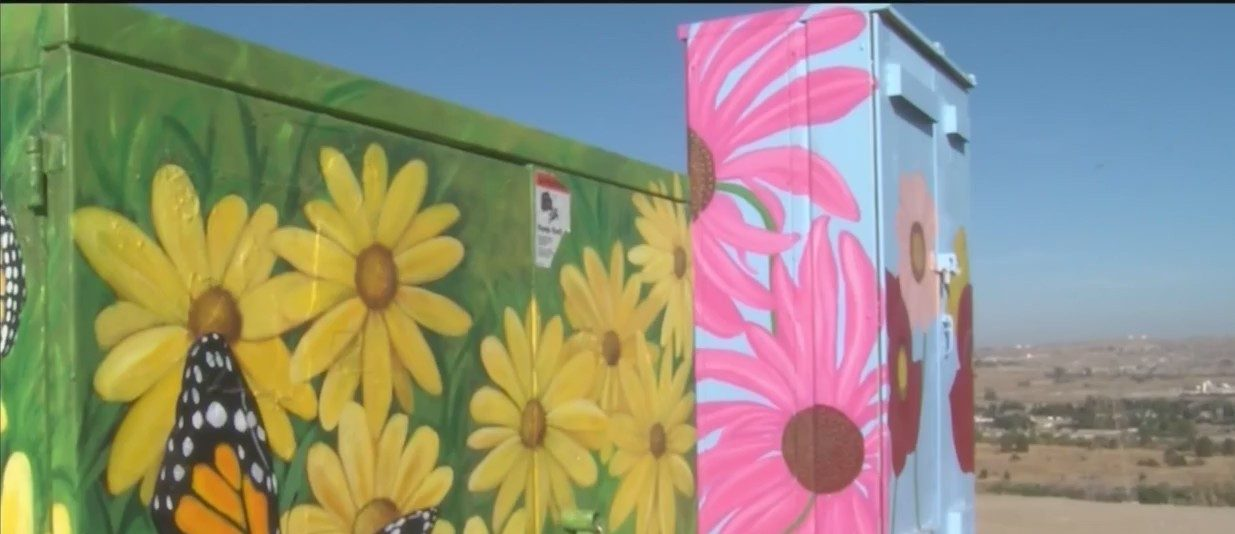 Murals open at Panorama Park