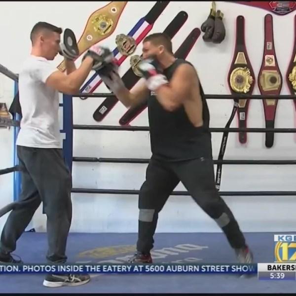 Neeco Macias, Champion Boxer signs new deal