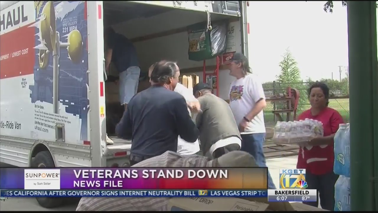 Veterans Stand Down takes place Oct. 11