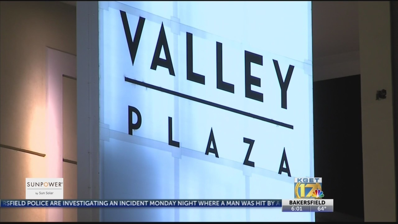Two armed robberies at Valley Plaza in under 24 hours