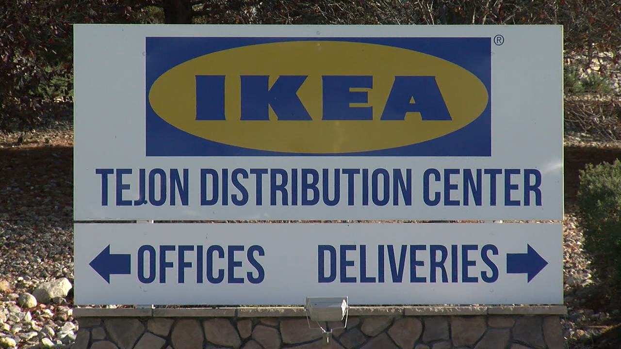 Electrical Fire Severely Burns Man At Ikea Distribution Center In Fort Tejon