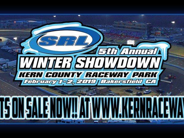 2019 SRL Winter Showdown