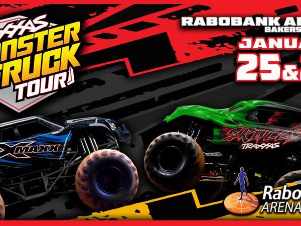 2019 Traxxas Monster Truck Tour
