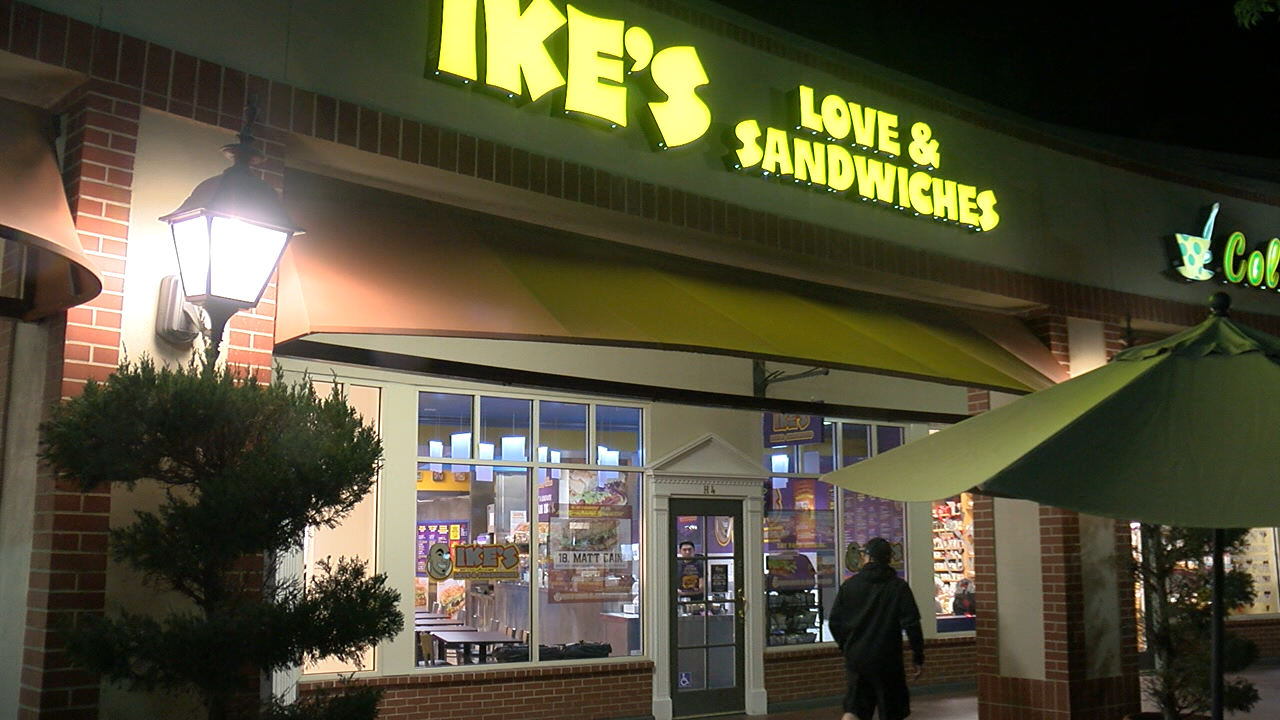 Ike S Love And Sandwiches Opens At The Marketplace