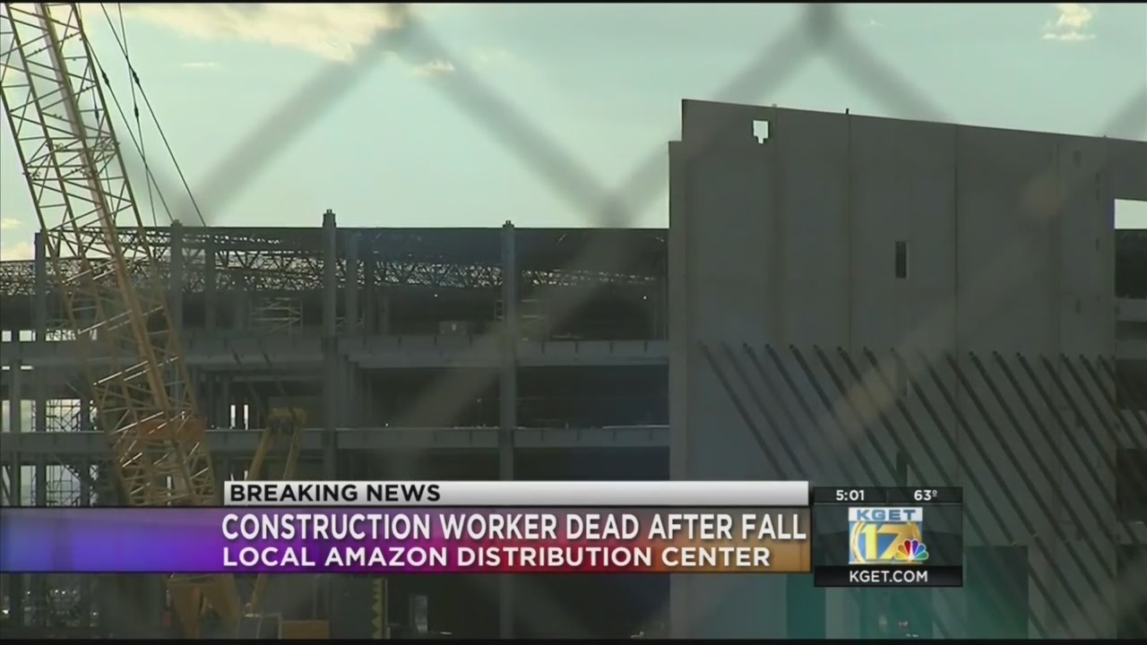Officials identify iron worker who died from falling off