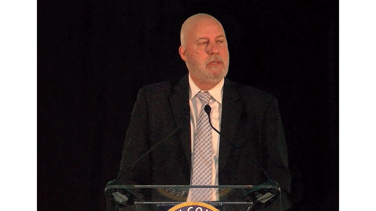 Board of Supervisors Chairman David Couch delivers State of the County Address