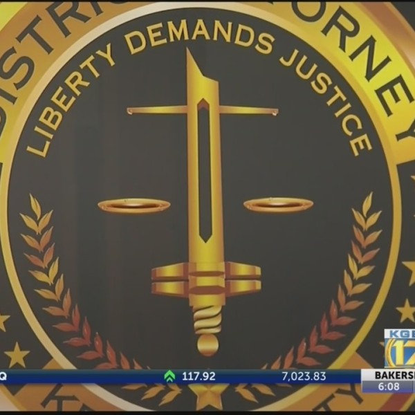 District Attorney's Office unveils new seal