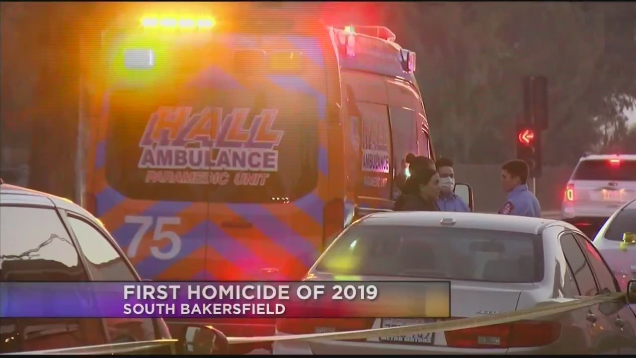 First homicide of 2019: shooting on South H Street
