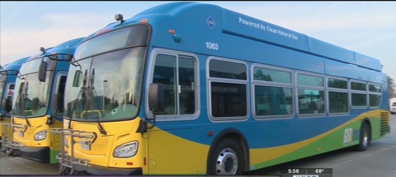 Golden Empire Transit adds 24 new busses