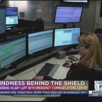Kindness Behind the Shield