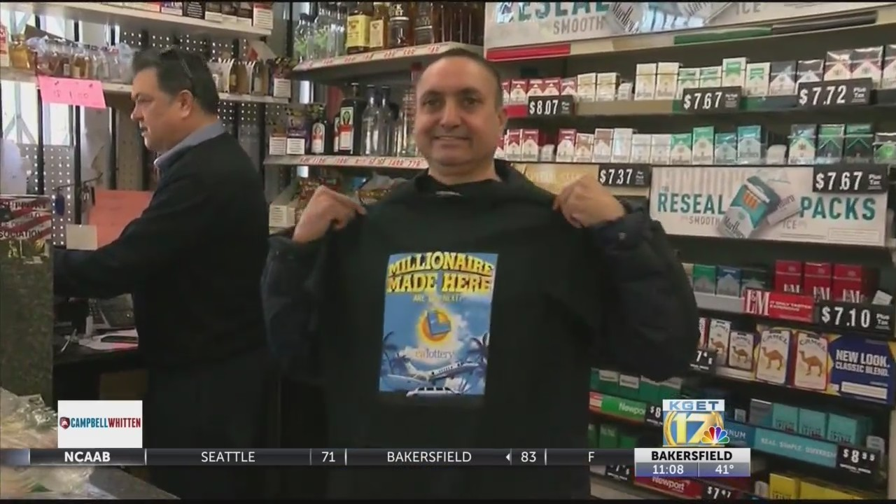 Powerball ticket sold in Bakersfield, two other lottery winners come forward