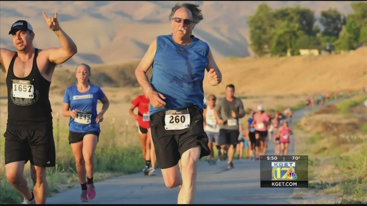 63-year-old Bakersfield man to complete all six major marathons worldwide