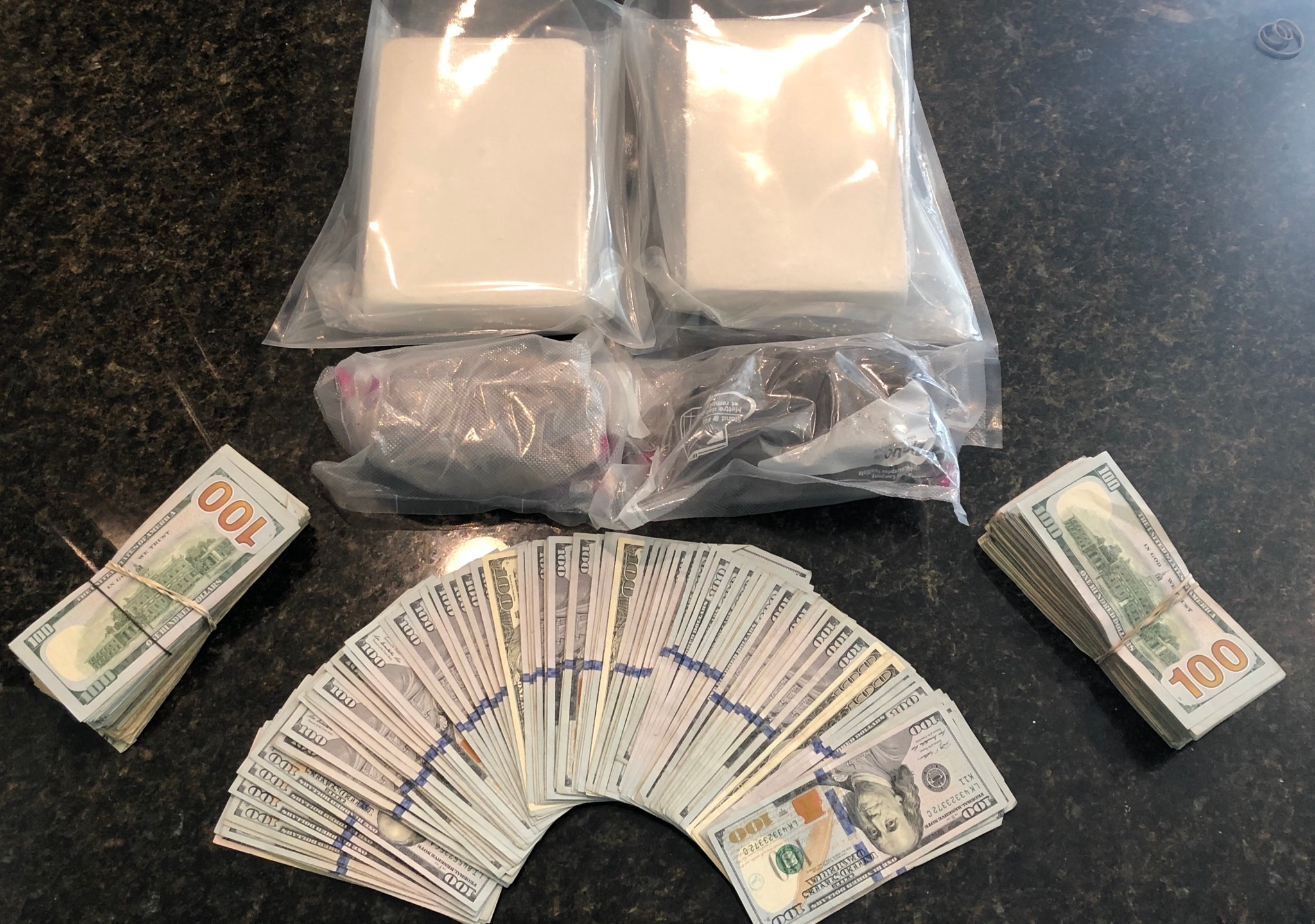 2 arrested, thousands in drugs seized in South Bakersfield