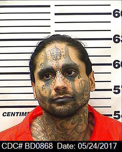 Californina Inmate Gruesome Slaying_1556323741684