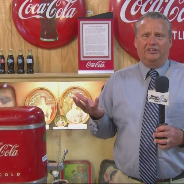 """""""Out There...Somewhere"""": Swainsboro museum is a Coke and a smile."""