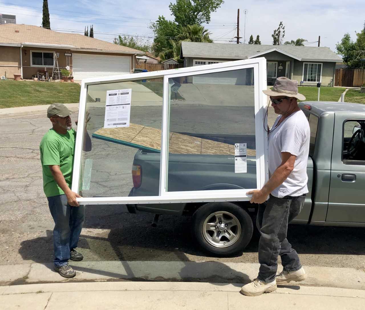Rebuilding together Kern County remodeling homes for ...