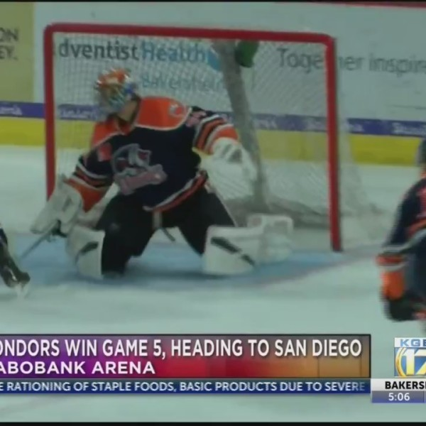 Condors win Game 5 of Calder Cup playoffs