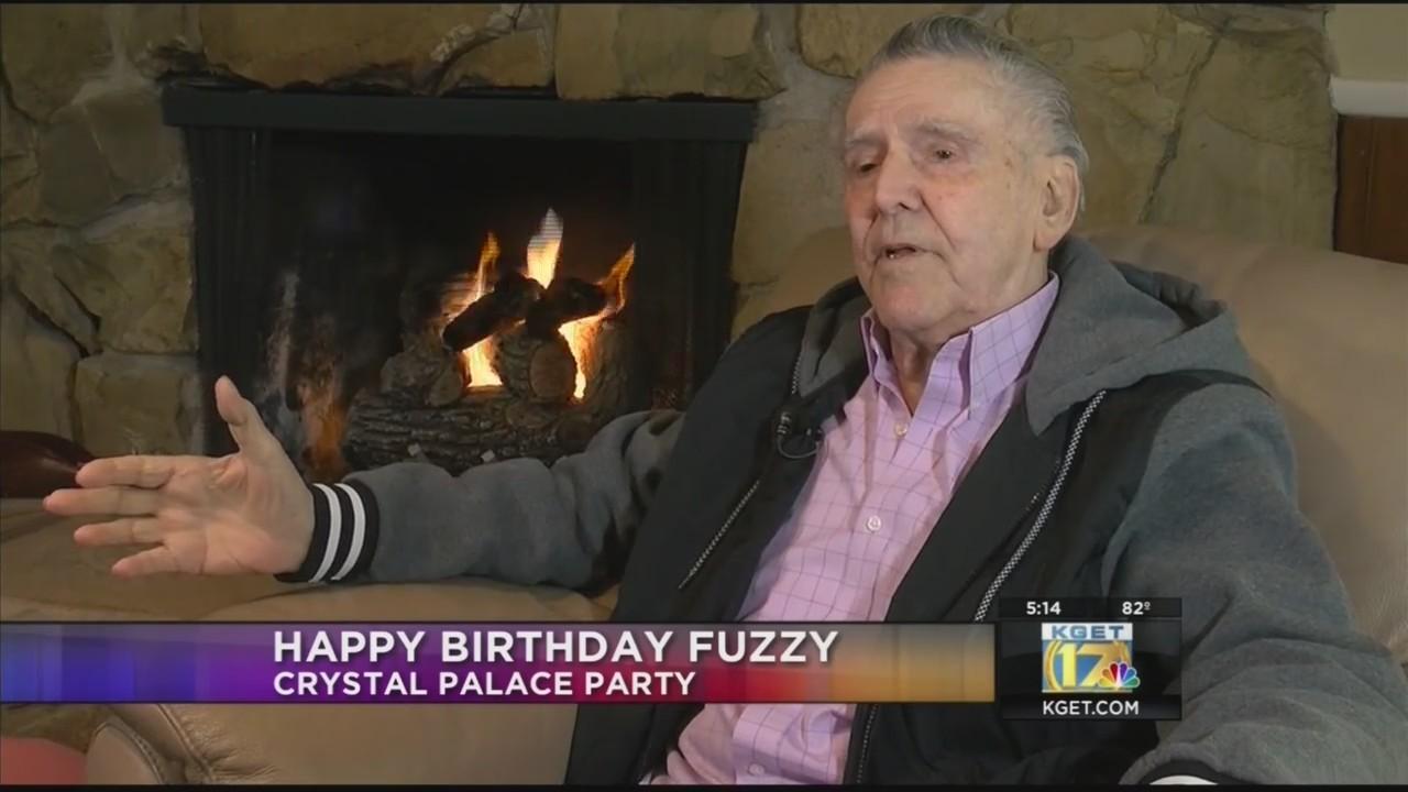 Fuzzy Owen Birthday Bash