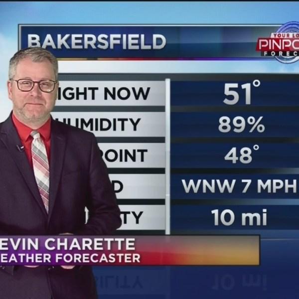 Kevin's Finally Friday Forecast