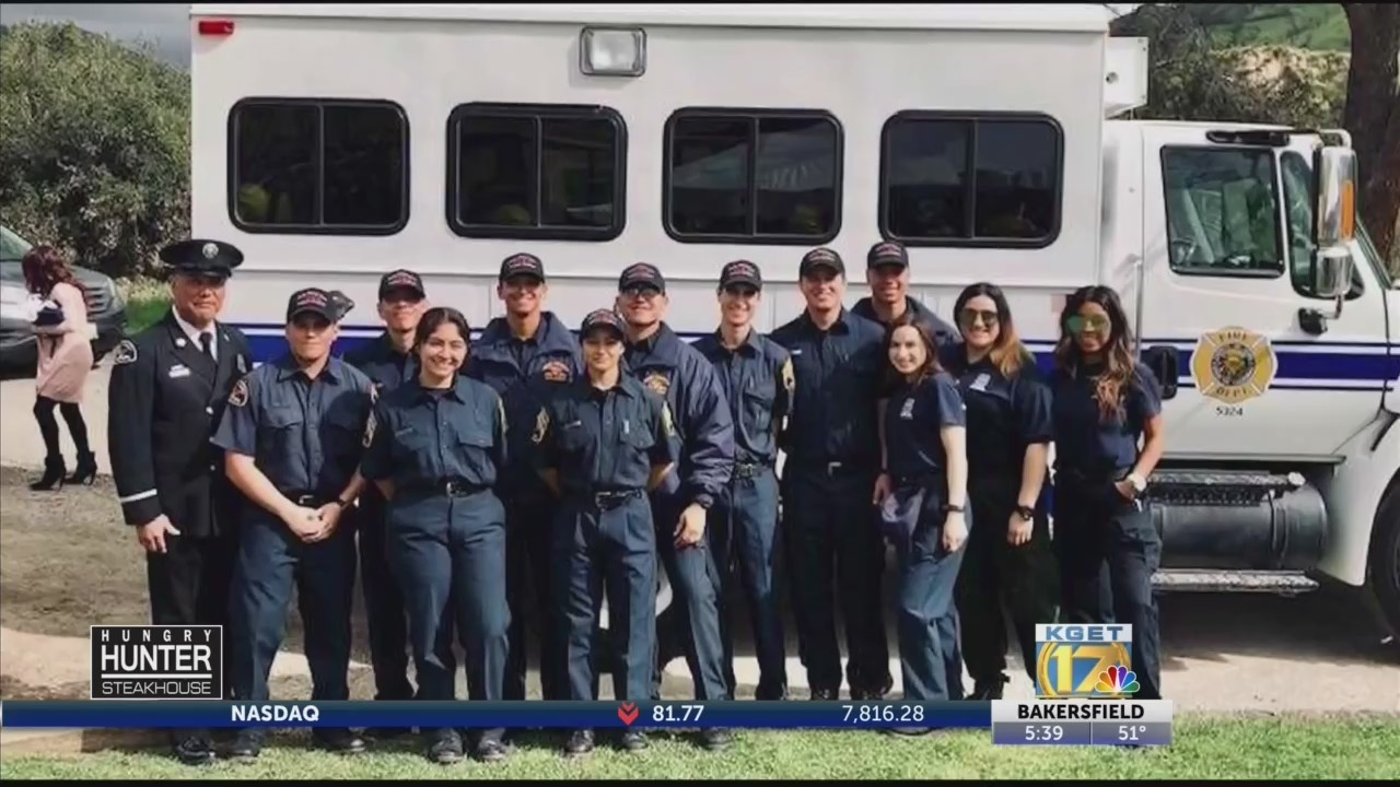 Kindness Behind the Shield: Kern County Firefighter Tony Garcia