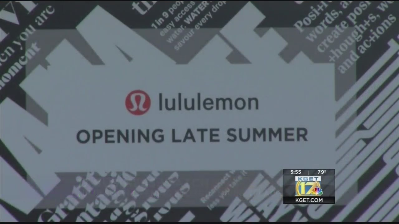 Lululemon to open new store at The Marketplace