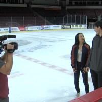 Pop Kern: Break the ice with Condors hockey players
