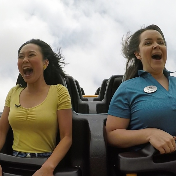 Pop Kern: Trying every roller coaster at Six Flags Magic Mountain