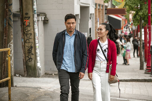 Randall Park, Ali Wong, Always Be My Maybe